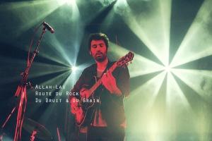 ALLAH-LAS @ Festival La Route du Rock 2013